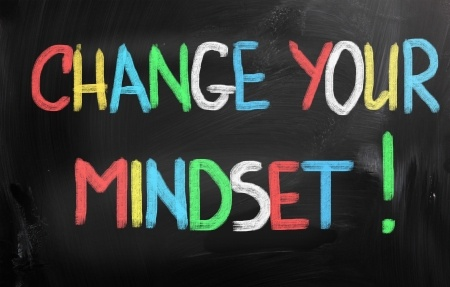 23532269 - change your mindset concept
