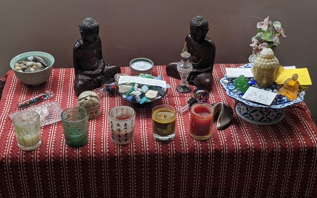 Creating an Altar – The Basics